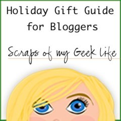 holiday gift guide for Bloggers