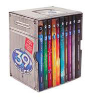 Scholastic The 39 Clues book series 1 - 10