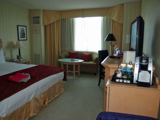 hotel sofitel in san francisco playstation family trip