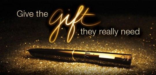 LIvescribe Gift