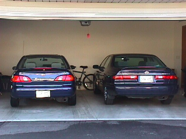 Corolla and Camry TWIN Toyota