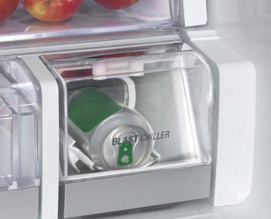 LG refrigerator blast chiller