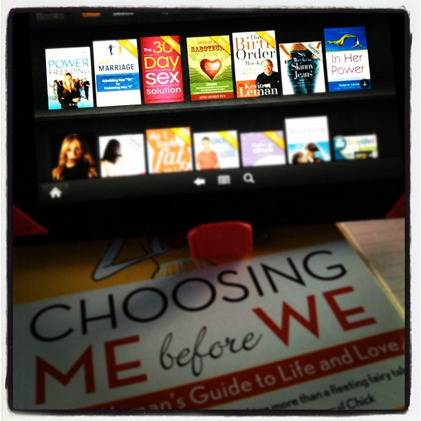 Relationship books on kindle - #projectbalance