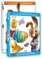 HOP Blu-ray DVD