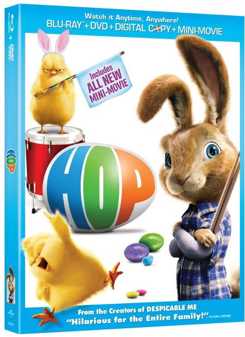 HOP Blu-ray DVD giveaway