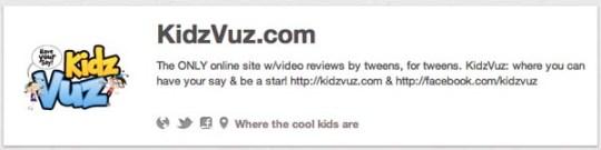 kidzvuz tech companies on pinterest