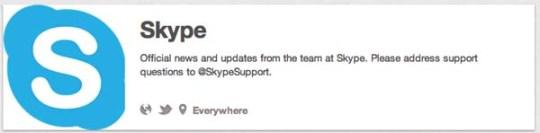 skype tech companies on pinterest