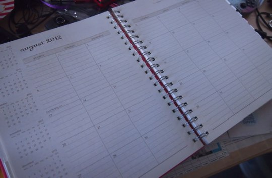 momagenda monthly layout