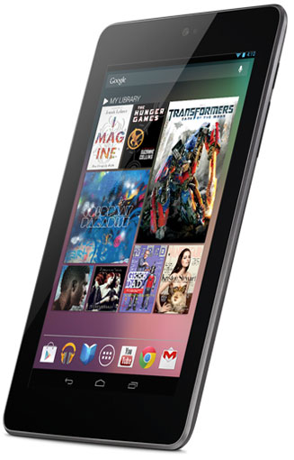 ASUS Google Nexus 7 - Best Tech For Traveling