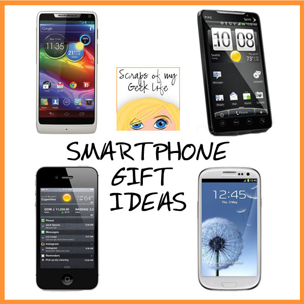 smartphone gift ideas