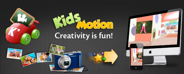 kidsmotion tech toys for creativity
