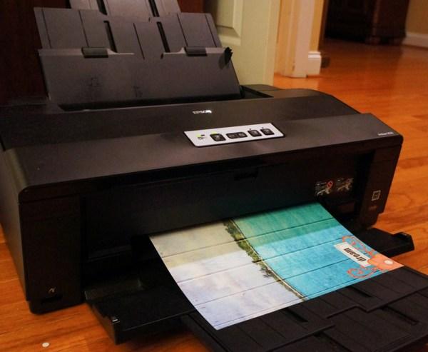 epson artisan 1430 wide format printer