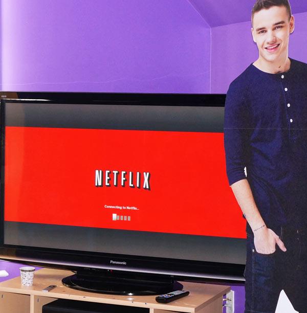 streaming netflix on tv