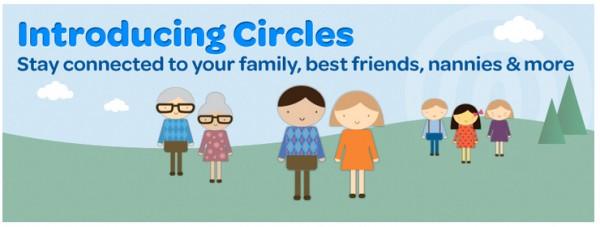 Life360 circles