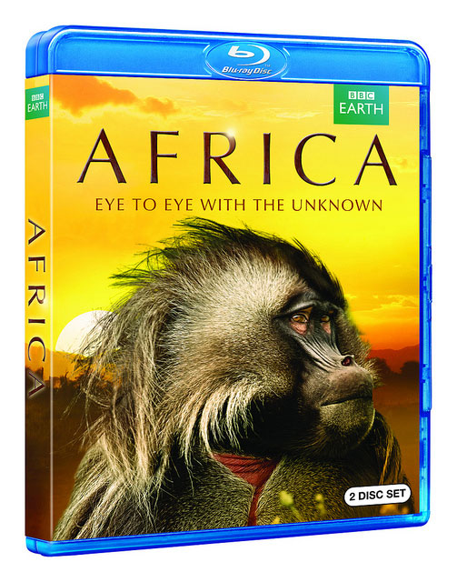 Africa blu-ray and dvd