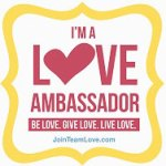 madly in love with me love ambassador