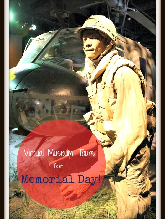 memorial day museum virtual tours