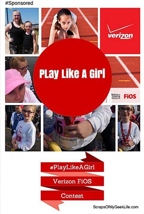 play like a girl verizon fios
