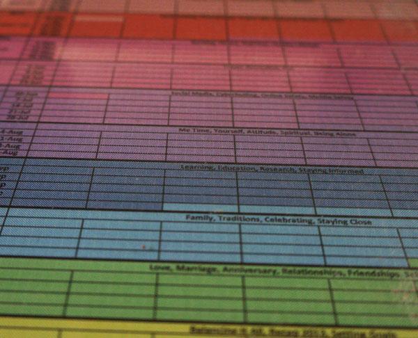 editorial calendar get it done