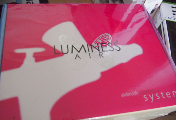 Luminess Airbrush Makeup Professional System Review