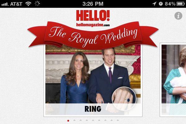 Royal Wedding by Hello