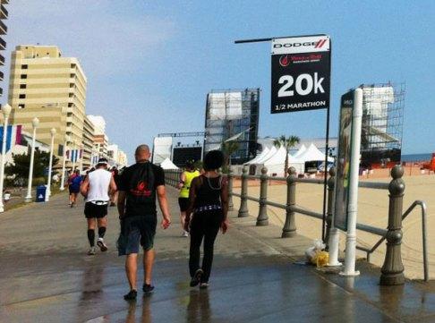 virginia beach running half marathon