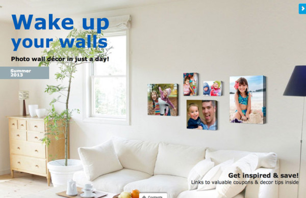 Wake Up Your Walls ezine