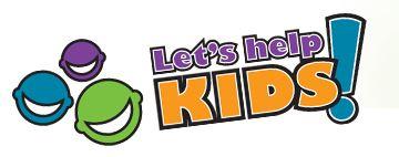 Let's Help Kids Logo