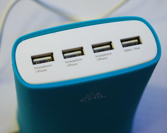 CHIL Powershare reactor multidevice charging station