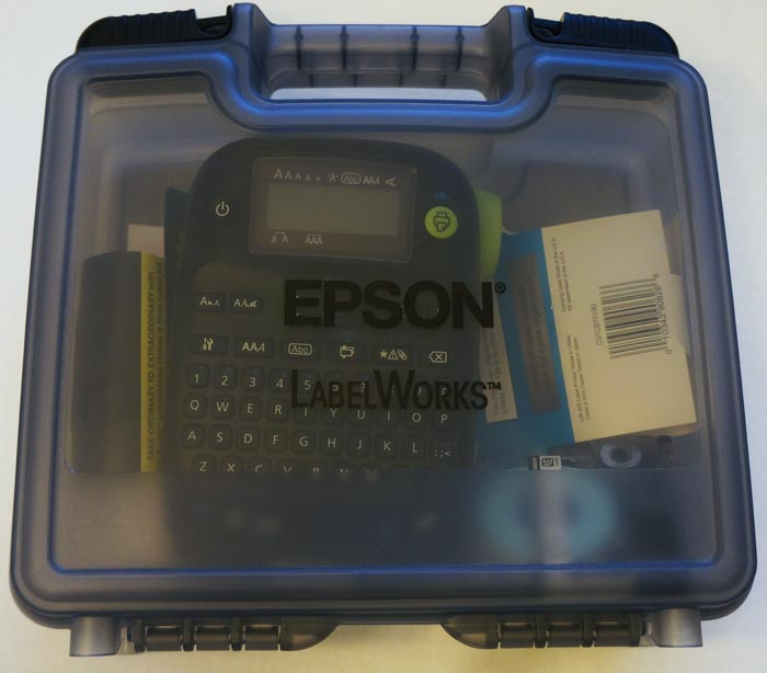 EPSON LabelWorks cable & wiring kit