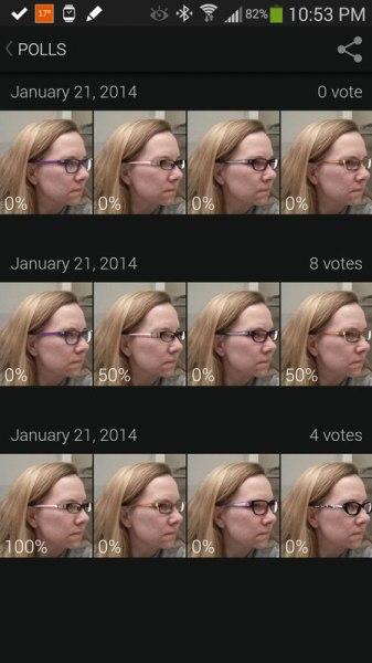 check the polls glasses.com