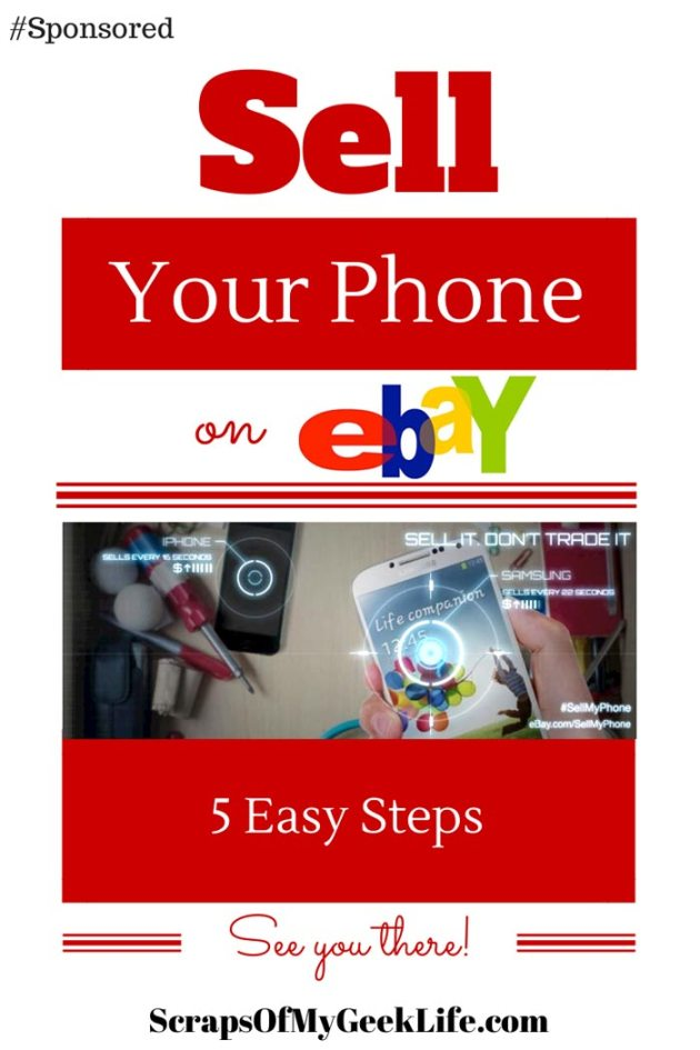#SellMyPhone on eBay
