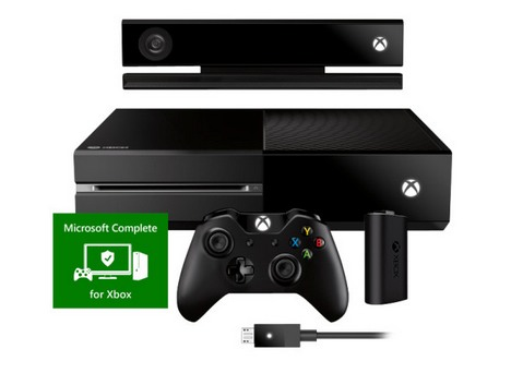 Xbox One with Kinect Gaming System