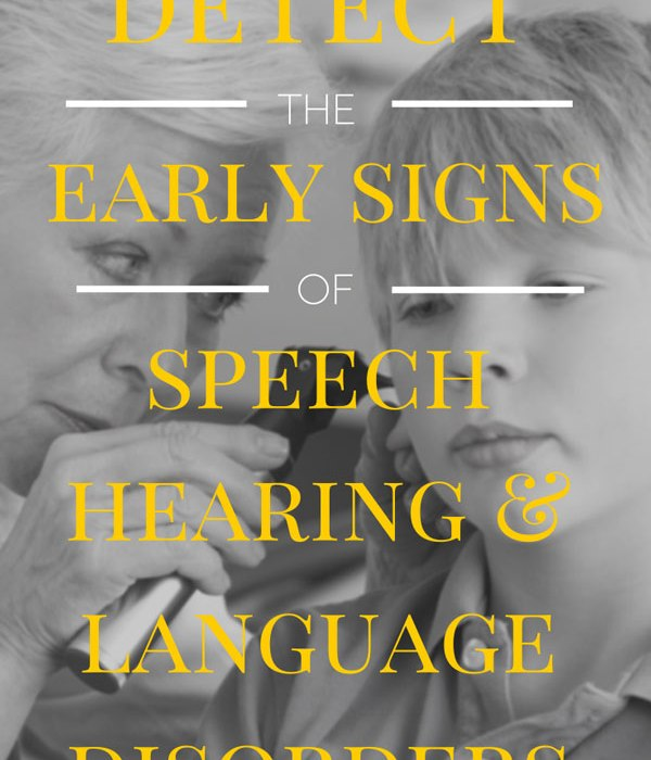 Better Speech & Hearing Month