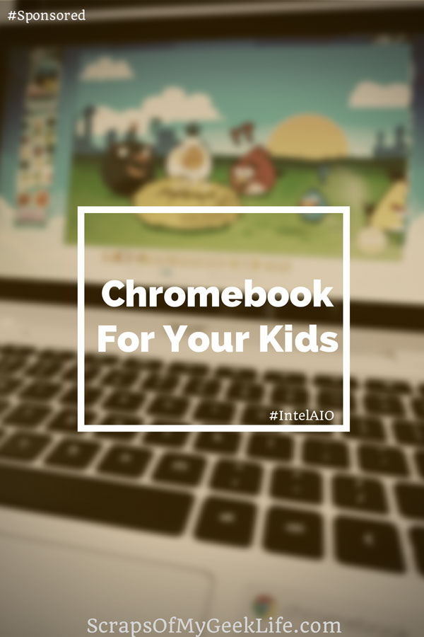 Chromebook for your kids