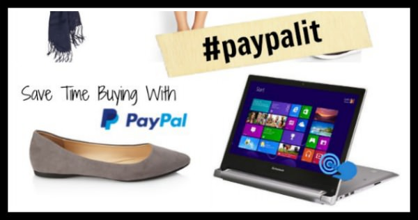 Save time buying back to school supplies, clothing, tech and more using PayPal online. #paypalit