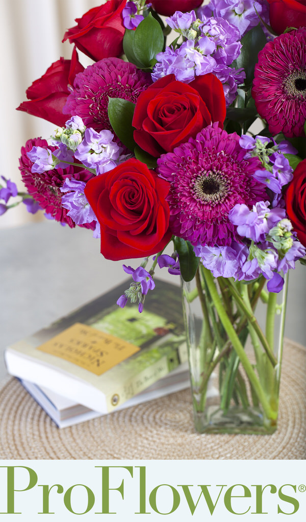 The Best of Me movie bouquet by Proflowers