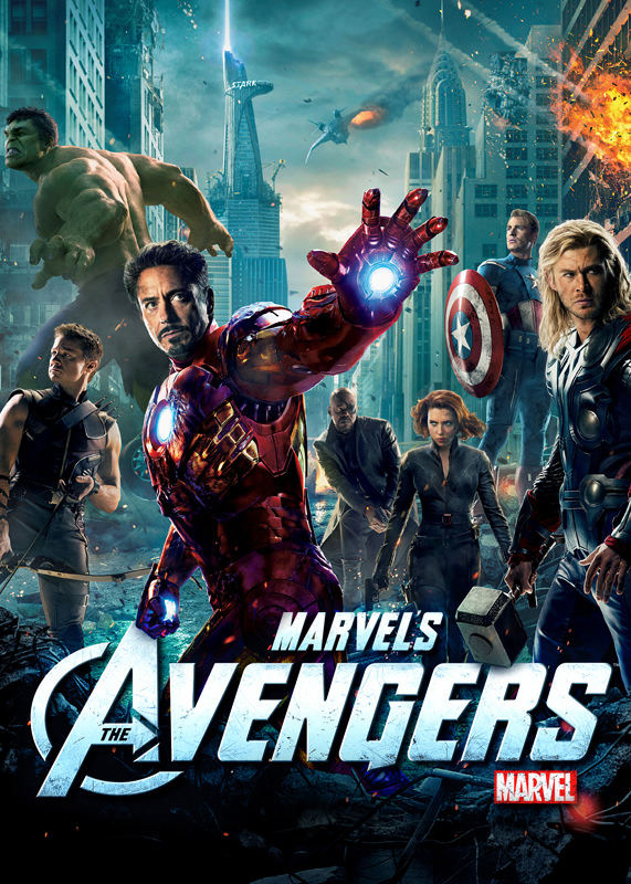 The Avengers on Netflix
