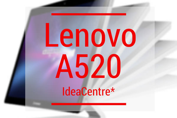 Lenovo IdeaCentre A520 with flexible viewing monitor; All-in-One touchscreen desktop with Windows 8 #LenovoIN