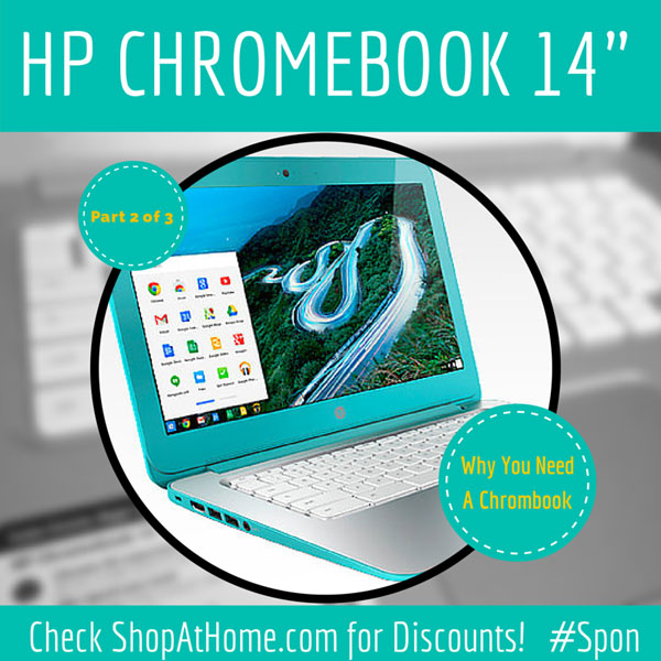 Why You Need A Chromebook Party 2 of 3 #HPChromebook