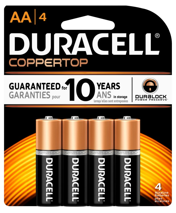 Don't forget the batteries for the holidays. Duracell batteries have a 10-year storage guarantee. #PowerTheHolidays #Sponsored