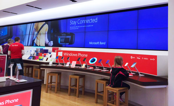 The Microsoft store has gadgets to help you accomplish all your resolutions in 2015. #MSFTHoliday #Spon