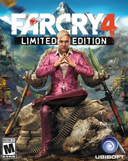 Far Cry 4 Limited Edition  by Ubisoft review #UbiStar