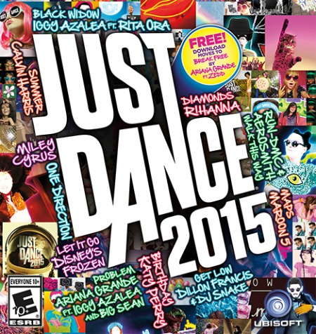 Just Dance 2015 by Ubisoft review #UbiStar