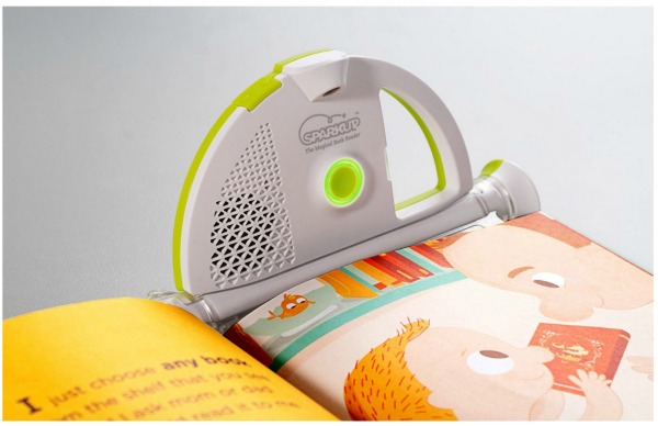 Spark Your Kids Interest in Reading With SparkUp Reader #spon
