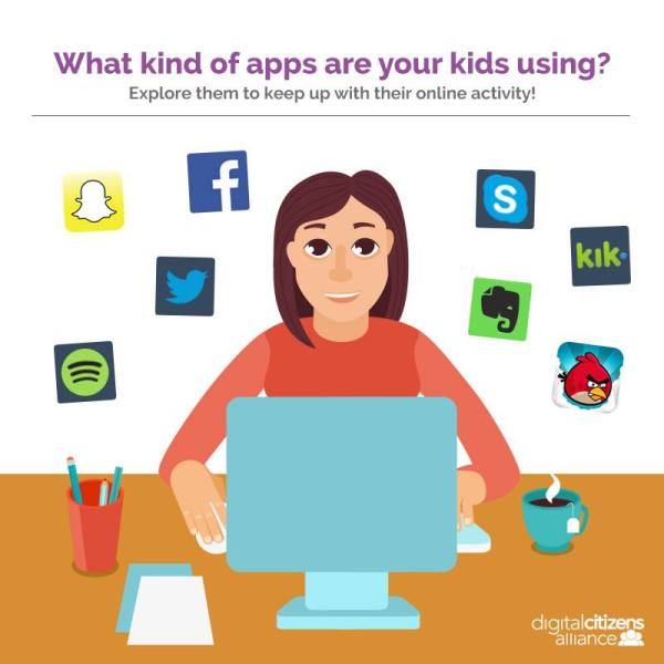 What Kind of Apps are Your Kids using?