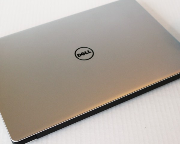 Dell XPS 13 Ultrabook with sleek outside (which doesn't show fingerprints.) #XPS