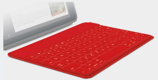 Logitech Keys-To-Go portable keyboard. Perfect to carry with you everywhere and easy to use.