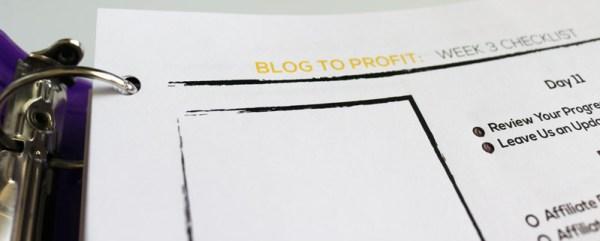 ByRegina.com Blog to Profit class #50WorkDays