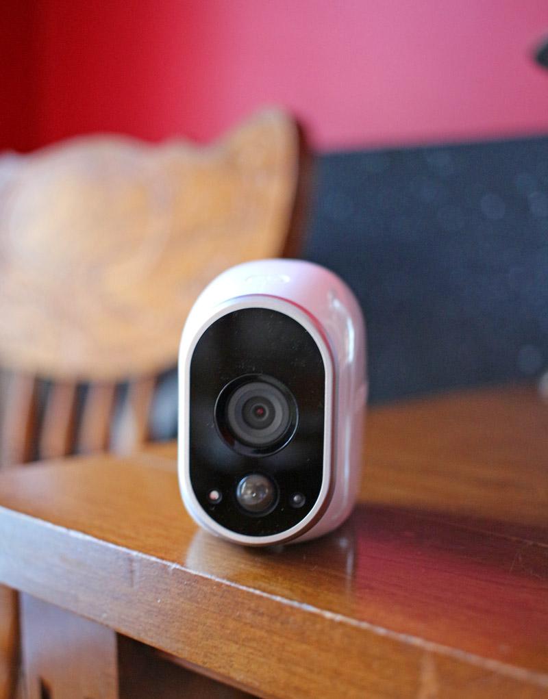 Photo of Arlo camera
